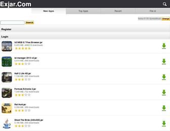 exjar.com screenshot