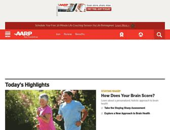Thumbshot of Aarp.org