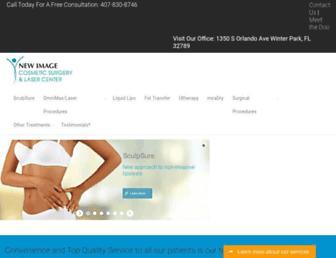 newimagemedicalspas.com screenshot