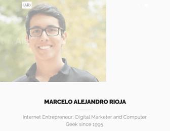 alejandrorioja.com screenshot
