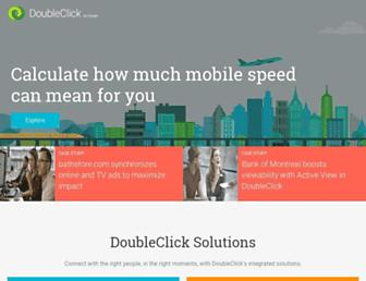 doubleclickbygoogle.com screenshot