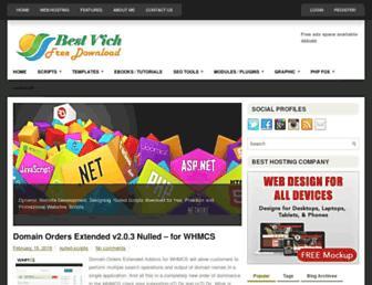 bestvich.blogspot.com screenshot