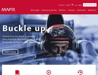 Thumbshot of Mapr.com
