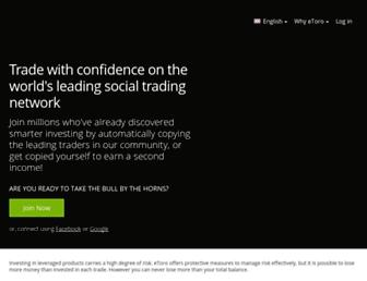 etoro.com screenshot