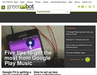 greenbot.com screenshot