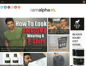 Thumbshot of Iamalpham.com