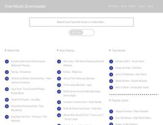 clarkcreativemusic.com screenshot
