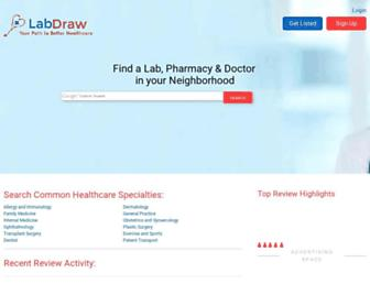 Thumbshot of Labdraw.com