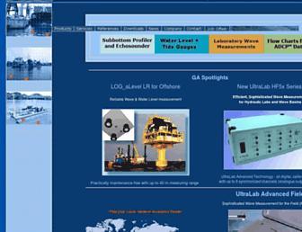 generalacoustics.com screenshot