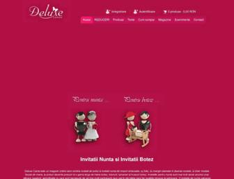 invitatie.ro screenshot