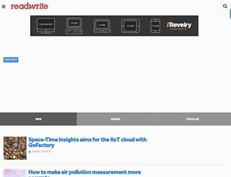readwrite.com screenshot