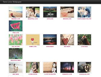 newlovewallpapers.in screenshot