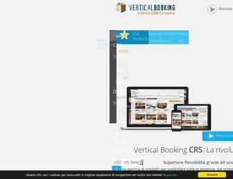 verticalbooking.com screenshot