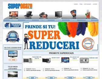 superocazii.ro screenshot