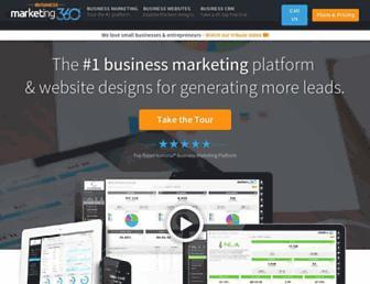 businessmarketing360.com screenshot