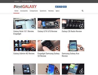 thenextgalaxy.com screenshot