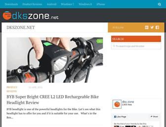 dkszone.net screenshot