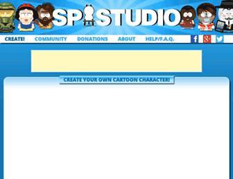Thumbshot of Sp-studio.de