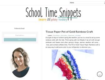 schooltimesnippets.com screenshot