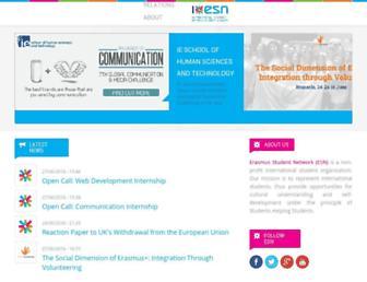 Thumbshot of Esn.org