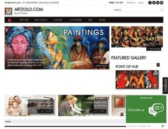 artzolo.com screenshot