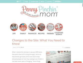 Thumbshot of Pennypinchinmom.com