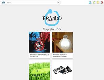 Thumbshot of Brando.com