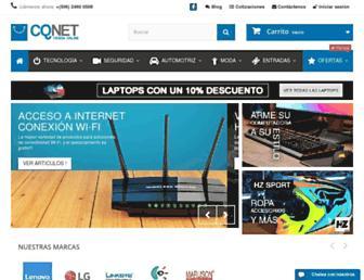 cqnetcr.com screenshot