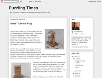 allardspuzzlingtimes.blogspot.com screenshot