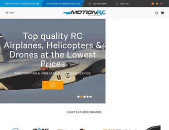 Thumbshot of Motionrc.com