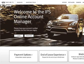 infinitifinance.com screenshot