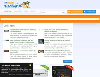 templatki.com screenshot