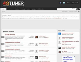 4gtuner.com screenshot