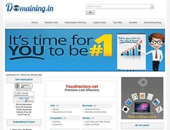 Thumbshot of Youdirectory.net