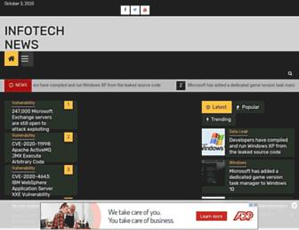 meterpreter.org screenshot