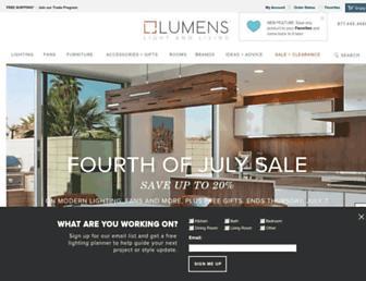 Thumbshot of Lumens.com