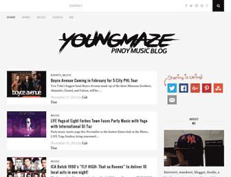 Thumbshot of Youngmaze.com