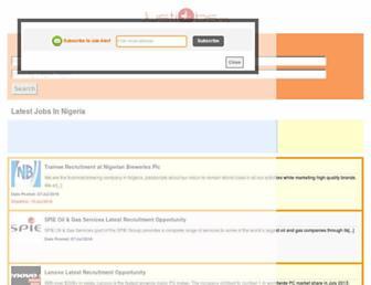 justjobsng.com screenshot