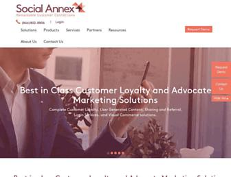 Thumbshot of Socialannex.com