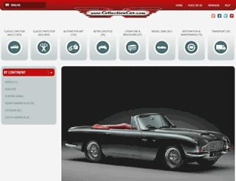 collectioncar.com screenshot