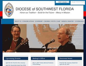 episcopalswfl.org screenshot
