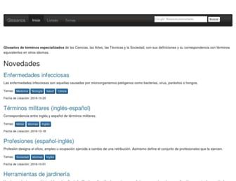 glosarios.servidor-alicante.com screenshot