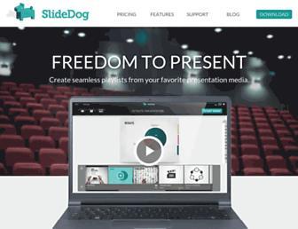 slidedog.com screenshot