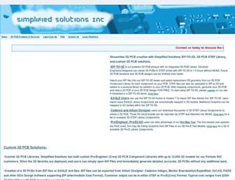 simplifiedsolutionsinc.com screenshot