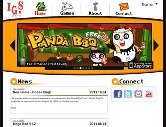app.igsgame.com screenshot