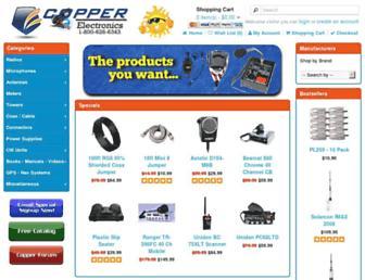 copper.com screenshot