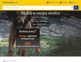panoramafirm.pl screenshot