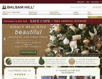 Thumbshot of Balsamhill.com