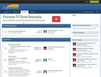 forum.agroinfo.ro screenshot
