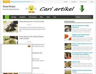 recipe-recipes-food-cake2.blogspot.com screenshot